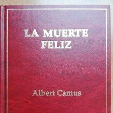 Libros: LA MUERTE FELIZ (ALBERT CAMUS). Lote 253880635
