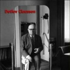 Libros: THEODOR W. ADORNO. DETLEV CLAUSSEN. Lote 254516480