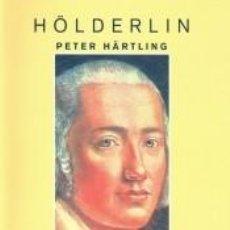 Libros: HOLDERLIN. Lote 254813495