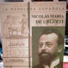 Libros: ELENA SIERRA NICOLÁS MARÍA DE URGOITI .MUELLE DE URIBITARTE. Lote 260773910
