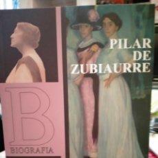 Libros: MIRIAM ALZURI. PILAR DE ZUBIAURRE .MUELLE DE URIBITARTE. Lote 260774600