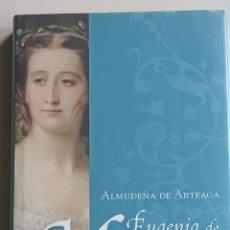 Libros: EUGENIA DE MONTIJO. Lote 261974750