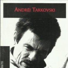 "Libros: TARKOVSKI / REVISTA ""LA PÁGINA"".. Lote 262688865"