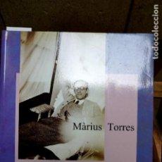 Libros: PRATS MARGARIDA.MARIUS TORRES.EXPOSICIO 1992 Y 1993.. Lote 262901325