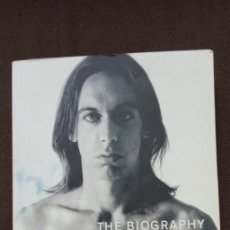 Libros: IGGY POP THE BIOGRAPHY. Lote 262997415