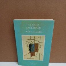 Libros: ANDRÉS TRAPIELLO - EL GATO ENCERRADO (1ª EDICIÓN) - EDITORIAL PRE-TEXTOS. Lote 263226590