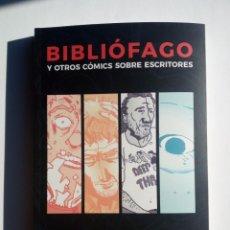 Livres: BIBLIÓFAGO - AUSTER - BUKOWSKI - BRADBURY - SALINGER - EDICIÓN LIMITADA 101/101 - DEDICADO. Lote 263564215