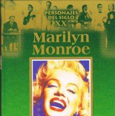 Libros: MARILYN MONROE - DICIONES RUEDA. Lote 266322518