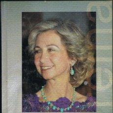Libros: SOFIA DE ESPAÑA, UN A REYNA - MARIA EUGENIA RINCON. Lote 266787149