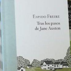 Libros: TRAS LOS PASOS DE JANE AUSTEN ESPIDO FREIRE. Lote 273464413
