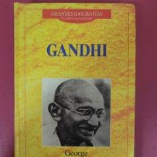 Libros: GANDHI GEORGE WOODCOCK. Lote 276975008