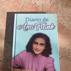 Libros: DIARIO DE ANA FRANK - ANA FRANK. Lote 278864963