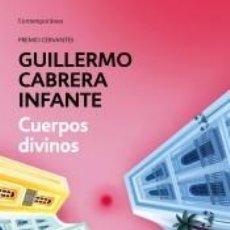 Libros: CUERPOS DIVINOS. Lote 287420513