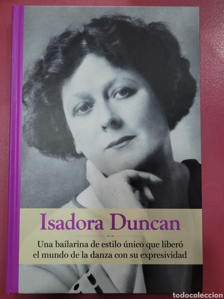 ISADORA DUNCAN (Libros Nuevos - Literatura - Biografías)