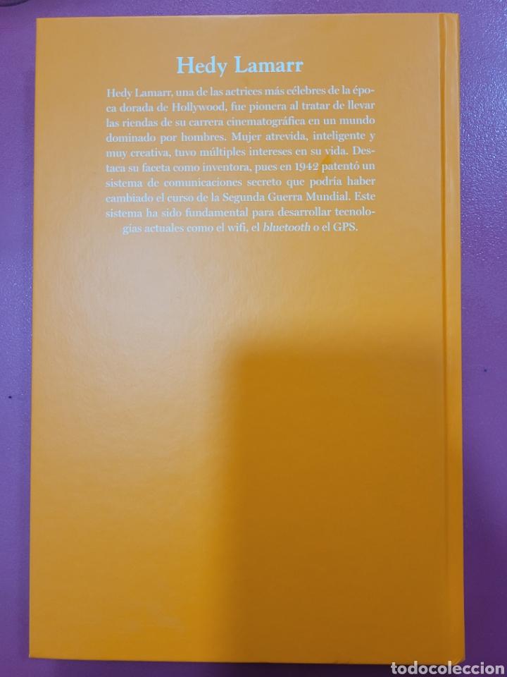 Libros: HEDY LAMARR - Foto 2 - 288091548
