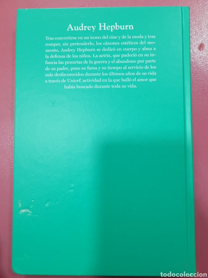 Libros: AUDREY HEPBURN - Foto 2 - 288091878