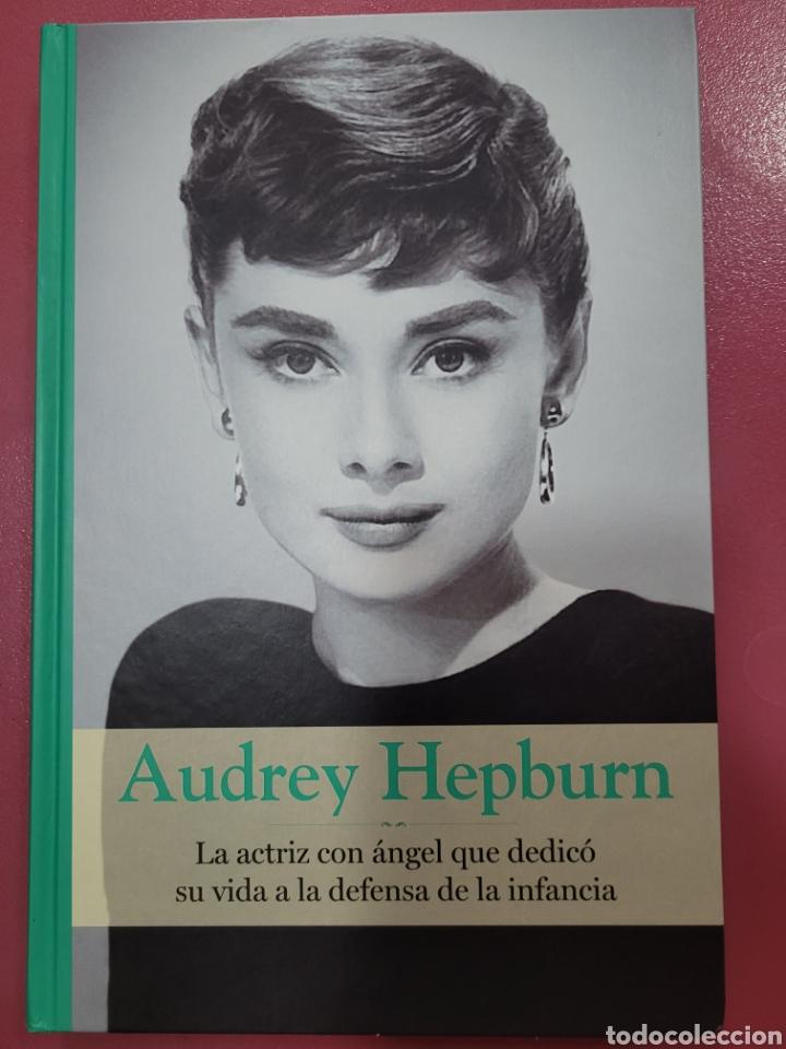 AUDREY HEPBURN (Libros Nuevos - Literatura - Biografías)
