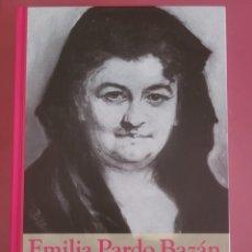 Libros: EMILIA PARDO BAZAN. Lote 288177138