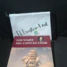 Libros: LOS VIAJES DEL CAPITAN COOK. Lote 289641958