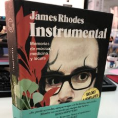 Libros: JAMES RHODES - INSTRUMENTAL - BLACKIE BOOKS. Lote 290545328