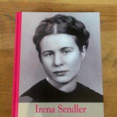 Libros: COLECCIÓN GRANDES MUJERES IRENA SENDLER - NUEVO. Lote 292048993