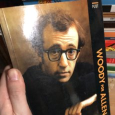Libros: WOODY POR ALLEN - STIG BJÖRKMAN. Lote 293496383