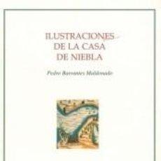 Libros: ILUSTRACIONES DE LA CASA DE NIEBLA. Lote 293562038