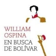 Libros: EN BUSCA DE BOLÍVAR. Lote 293721118