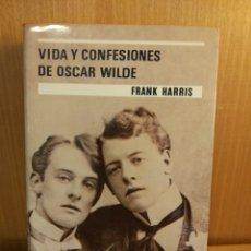 Libros: FRANK HARRIS. VIDA Y CONFESIONES DE OSCAR WILDE. Lote 293870188