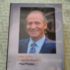 Libros: JUAN CARLOS, EL REY DE UN PUEBLO. Lote 295414453