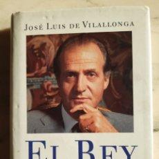 Libros: EL REY. CONVERSACIONES CON D. JUAN CARLOS I DE ESPAÑA. Lote 295418943