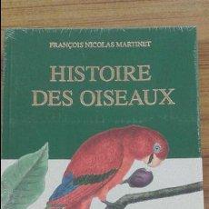 Libros: PRECIOSO VOLUMEN HISTORIA DE LAS AVES. PROFUSAMENTE ILUSTRADO CON LAMINAS. PRECINTADO. ED. ULLMANN.. Lote 48913844