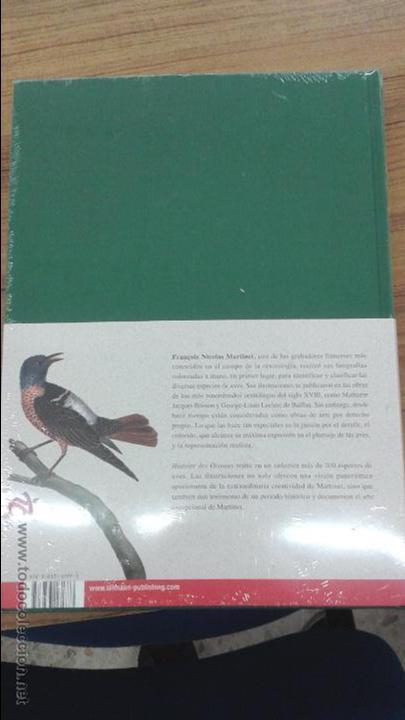 Libros: PRECIOSO VOLUMEN HISTORIA DE LAS AVES. PROFUSAMENTE ILUSTRADO CON LAMINAS. PRECINTADO. ED. ULLMANN. - Foto 2 - 48913844