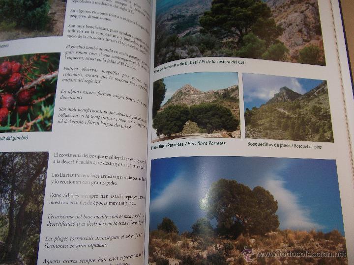 Libros: LA SERRA DE CREVILLENT , LA PRESERVACIÓN DEL MEDIO AMBIENTE , CREVILLENTE - ALICANTE. - Foto 19 - 52530431