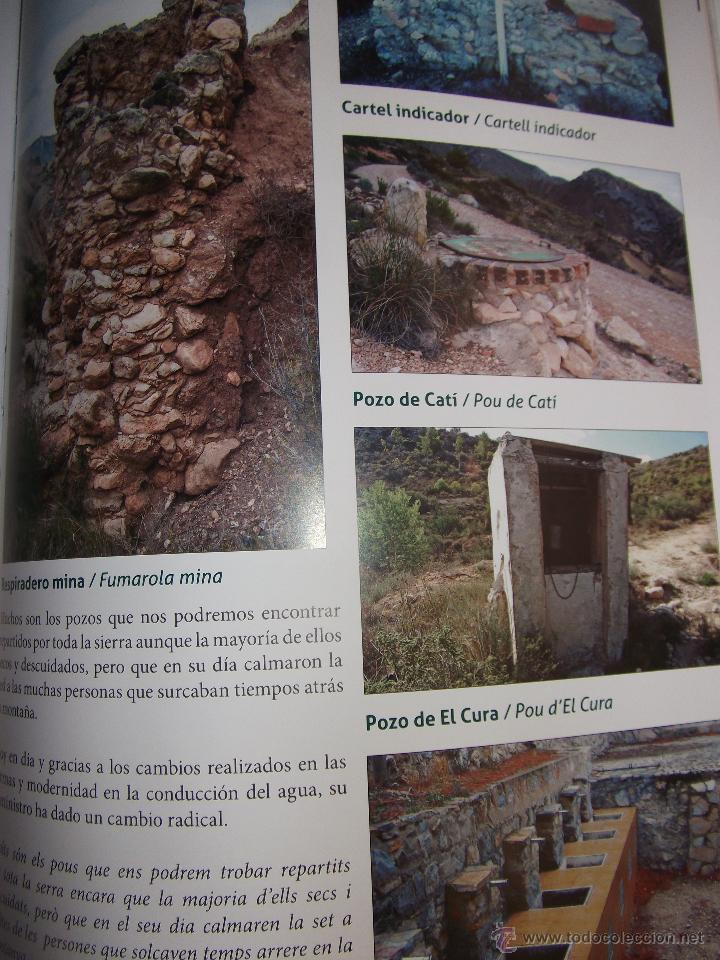 Libros: LA SERRA DE CREVILLENT , LA PRESERVACIÓN DEL MEDIO AMBIENTE , CREVILLENTE - ALICANTE. - Foto 23 - 52530431