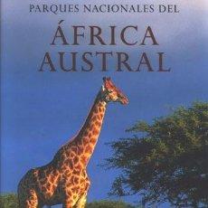 Libros: PARQUES NACIONALES DE ÁFRICA AUSTRAL - COLECCIÓN KÖNEMANN. Lote 81928064