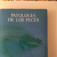 Libros: PATOLOGÍA DE LOS PECES.. Lote 94061430