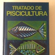Libros: TRATADO DE PISCICULTURA. . Lote 94062070