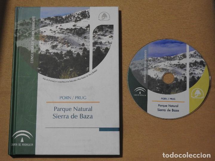 PARQUE NATURAL SIERRA DE BAZA (PORN/PRUG). +CD ROM. ESPACIOS NATURALES PROTEGIDOS GRANADA (Libros Nuevos - Ciencias, Manuales y Oficios - Biología)