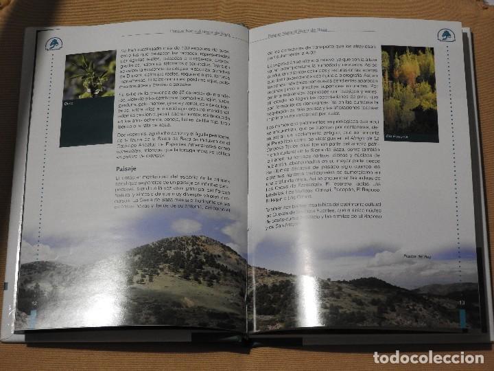 Libros: PARQUE NATURAL SIERRA DE BAZA (PORN/PRUG). +CD ROM. ESPACIOS NATURALES PROTEGIDOS GRANADA - Foto 5 - 105766347