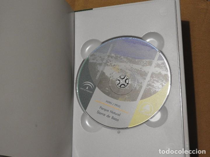 Libros: PARQUE NATURAL SIERRA DE BAZA (PORN/PRUG). +CD ROM. ESPACIOS NATURALES PROTEGIDOS GRANADA - Foto 6 - 105766347