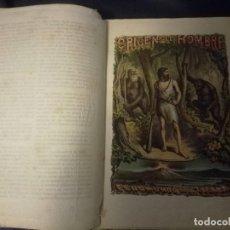 Libros: EL MUNDO ANTES DE LA CREACIÓN DEL HOMBRE ( 2 VOLS). Lote 110134751