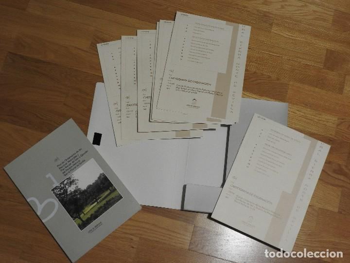 Libros: PORN Y PRUG DEL PARQUE NATURAL SIERRA NORTE DE SEVILLA CON MAPAS - Foto 5 - 112934491