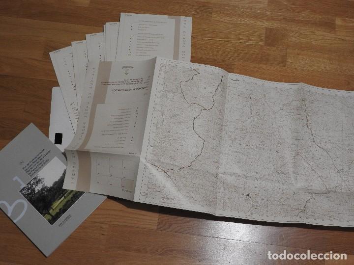 Libros: PORN Y PRUG DEL PARQUE NATURAL SIERRA NORTE DE SEVILLA CON MAPAS - Foto 6 - 112934491