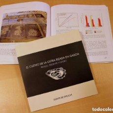 Libros: EL CULTIVO DE LA OSTRA RIZADA EN GALICIA. PASADO, PRESENTE Y FUTURO. XUNTA GALICIA. Lote 125332819