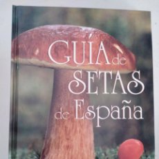 Libros: GUIA DE SETAS DE ESPAÑA. Lote 127838024