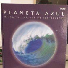 books - Planeta azul historia natural de los oceanos - 127839103