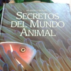 Libros: SECRETOS DEL MUNDO ANIMAL READER'S DIGEST. Lote 129252532