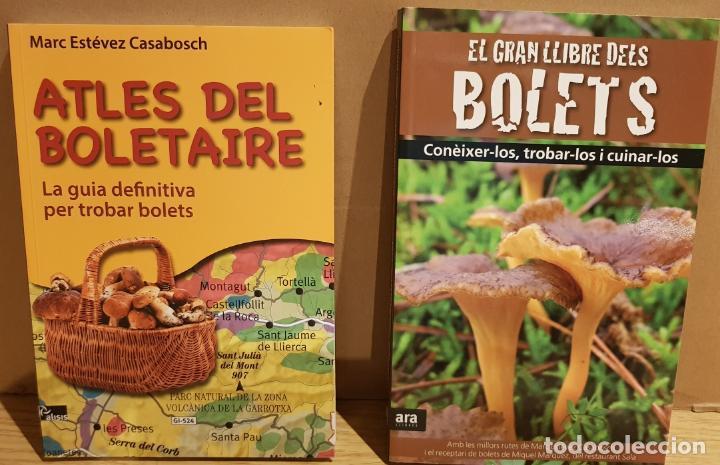 OCASIÓN !! ATLES DEL BOLETAIRE / EL GRAN LLIBRE DELS BOLETS / 2 LIBROS NUEVOS A ESTRENAR. (Libros Nuevos - Ciencias, Manuales y Oficios - Biología)
