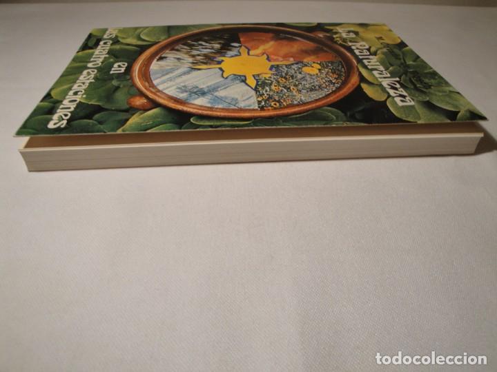 Libros: La Naturaleza en las Cuatro Estaciones. Autora: Montserrat Ortuño Gomar. Año 1976. Nuevo - Foto 7 - 139860906